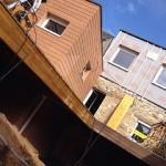 Extension et surélévation bois