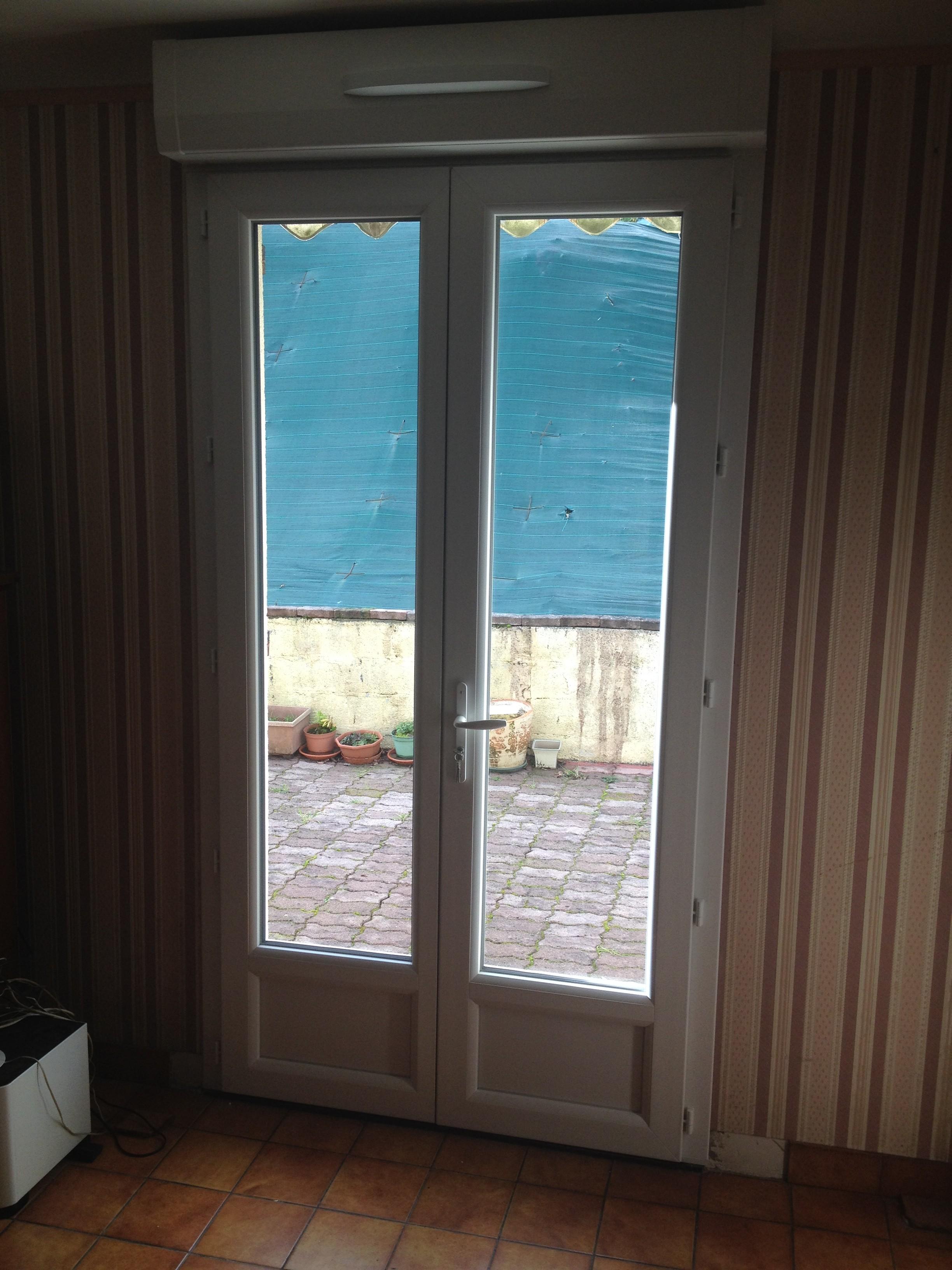 Fenêtres Bois Aluminium Pvc Mixte Blanc Bleu Coulissant Ouvrant